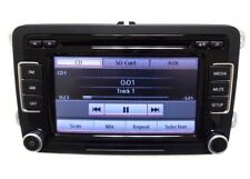 07-15  VW TOUCH SCREEN Radio Cd Golf Jetta Eos Gti Passat 10 Beetle 1K0035180AD
