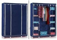 FOLDING WARDROBE CUPBOARD ALMIRAH-XII- DOUBLE