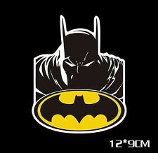 Batman 3D Chrome Metal Motorcycle Auto Car Logo Sticker Emblem Badge Tail Decals