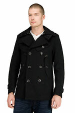 DIESEL WEGHY BLACK PEACOAT SIZE M 100% AUTHENTIC