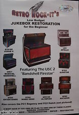 Retro Rock-it's Seeburg Low Budget Jukebox Restoration DVD Video - NEW SEALED