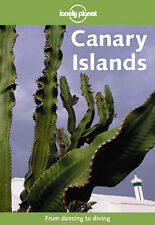 Damien Simonis Canary Islands (Lonely Planet Regional Guides) Very Good Book