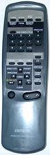 AIWA TABLETOP SHELF STEREO REMOTE CONTROL NSX-MT70 NSX-MT75 XR-H3MD XR-M1000