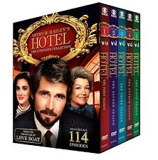 Hotel: Complete TV Series Seasons 1 2 3 4 5 Boxed / DVD Set Collection NEW!