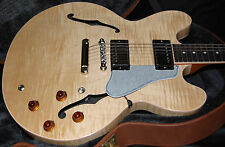 Gibson Memphis ES335 Dot Custom Shop Gloss Natural OHSC Curly Flame Unplayed!