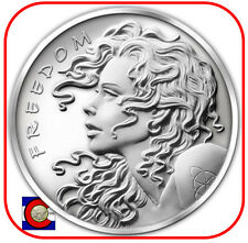 2013 SBSS Freedom Girl 1 oz. Silver Coin -- Silver Bullet Silver Shield 4th Coin
