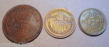 Head Tails Flipping Coin Cascarets Freedom No Cash Value Game Token Fun n Games