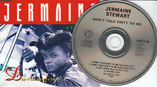 JERMAINE STEWART CD-MAXI DON'T TALK DIRTY TO ME
