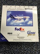 Gemini Jets Federal Express Fedex MD-11 1:400