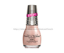 "SINFUL COLORS Nail Polish ""KING KYLIE KYLIEDESCOPE"" JENNER 2 Step *YOU CHOOSE*"
