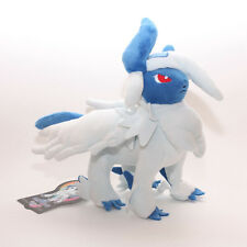 "New High Quality Pokemon Pikachu Pocket Monster 10""Mega Absol Kids Plush Toys"