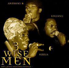 NEW - 3 Wise Men: Love Peace & Consciousness