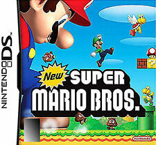 New Super Mario Bros. (Nintendo DS)  (NEW NEVER USED) PAL VERSION - AUSTRALIAN S