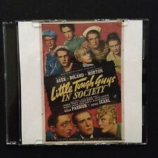 LITTLE TOUGH GUYS IN SOCIETY Dead End Kids DVD 1938 Mischa Auer, Mary Boland