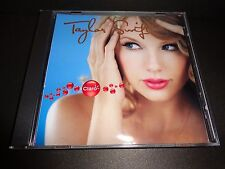 """Claro"" RARE PROMO TAYLOR SWIFT CD 6 Tracks FEARLESS White Horse MINE Love Story"