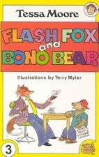 Flash Fox and Bono Bear, Tessa Moore