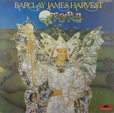 "12"" LP - Barclay James Harvest - Octoberon - k1974 - washed & cleaned"
