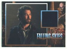 "NOAH WYLE ""TOM MASON COSTUME CARD CC2 #102/350"" FALLING SKIES SEASON 1"