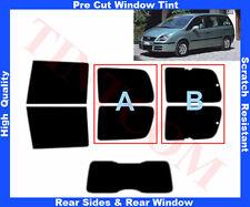 Pellicola Oscurante Vetri Auto Pre-Tagliata Fiat Ulisse 2002-2010 da 5% a 50%
