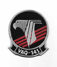 "US NAVY ""Shadowhawks"" VAQ-141  Embroidered  Patch"