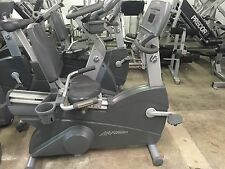 Life Fitness CLSR Recumbent Bike