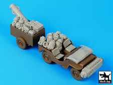 Black Dog 1:35 British para Jeep before drop for Bronco