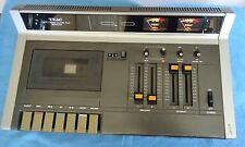 Teac A-170 Stereo Cassette Deck, 100 ~240 Vac, See Video !