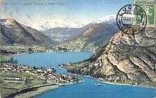 BR36757 Lago di lugano Lavena e ponte Tresa       Switzerland