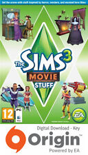 THE SIMS 3 MOVIE STUFF PACK PC AND MAC ORIGIN KEY