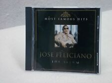 CD Jose Feliciano - Most Famous Hits - Latin