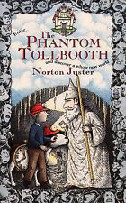 The Phantom Tollbooth, Juster, Norton Paperback Book