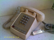 Vtg WESTERN ELECTRIC 2564 HKM Multi-Line Ivoryy Telephone Set- 1A2 BELL LABS!