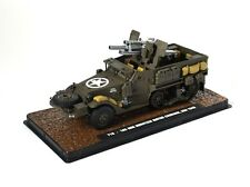 T19 - 105 MM Howitzer USA 1943 - VEHICULE MILITAIRE ATLAS 1/43 WW2- TANK 110
