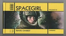 TRAVIS CHAREST  Spacegirl, French edition