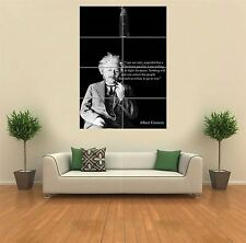 ALBERT EINSTEIN 2 NEW GIANT POSTER WALL ART PRINT PICTURE G749