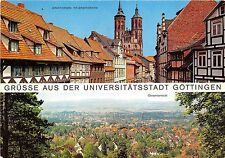 BG11153 grusse aus der universitatsstadt gottingen   germany