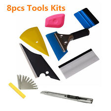 Car Window Tinting Tools Pre Cut Tint Film Installation Wrapping Applicator Tool