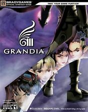 Grandia III Official Strategy Guide Official Strategy Guides Bradygames