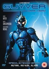 Guyver Dark Hero (Special Extended Version) Region 4 New DVD