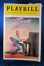 Vintage Playbill THE HOUSE OF BLUE LEAVES for The Lincoln Center Theatre June86