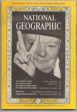 national geographic-AUG 1965-TRIBUTE TO SIR WINSTON.