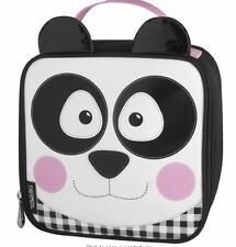 Thermos PANDA BEAR Novelty Lunch Bag Box Animal School