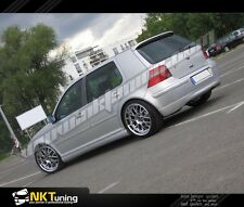 Volkswagen Golf MK4 - Rear bumper spoiler 25th Anniversary (no exhaust cut out)