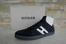 HOGAN Gr 45 11 High-Top Sneakers Schnürschuhe Schuhe shoes NEU UVP 285€