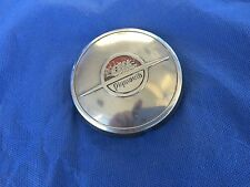 1939 PLYMOUTH STEERING WHEEL HORN BUTTON CAP VINTAGE 39