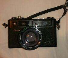 Yashica Electro 35 GSN 35mm SLR Film Camera with 45mm lens Kit