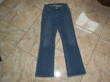H2115 LEVIS 529 Curvy boot Jeans w29 bleu foncé état: très bien