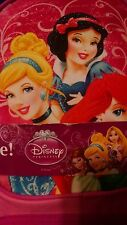 Disney Princess 2Pc Sleeping Bag Oxford Backpack Camp Combo New 2014