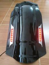 """4"""" Stretched Rear FENDER COVER LED LIGHT 4 Harley Touring 97-08 NO CUT OUT"""