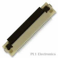 MOLEX    52892-1433    FFC / FPC Board Connector, ZIF, Surface Mount, Receptacle